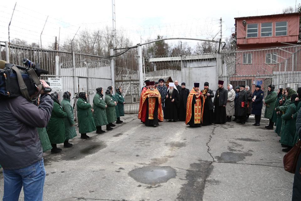 Владимирская женская колония