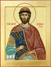 Икона святого благоверного великого князя Александра Невского, www.ikona-kiot.ru
