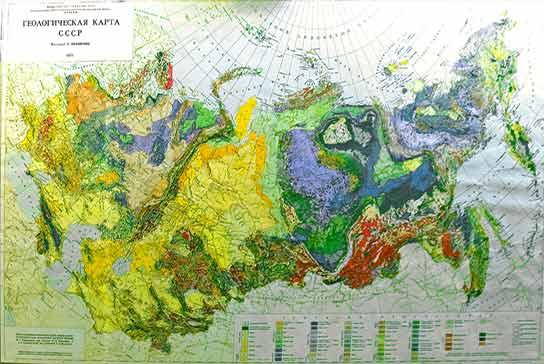 Если бы геологическая колонка